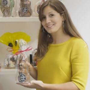 Chocolatier Sablais on TV