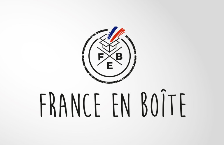 Logo France en Boite